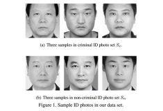 Китайские учёные научились распознавать криминальное прошлое по чертам лица