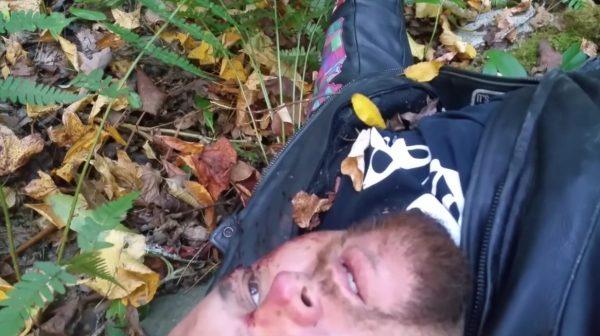 Попрощавшегося сжизнью байкера спасли спустя сутки после трагедии