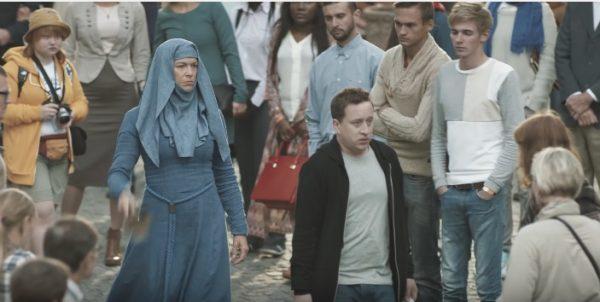 Актёры «Игры престолов» приехали встолицу Украины для съёмок рекламы