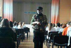 В Тихвине провели учения для студентов с подставными террористами, но забыли их предупредить