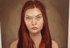 Канадская художница рисует портреты женщин с «синдромом стервозного лица»