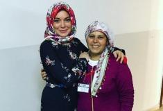 Подписчики Линдси Лохан подозревают, что она приняла Ислам