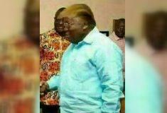 «Брат Дональда Трампа из Кении» оказался не настоящим. Но он тоже президент