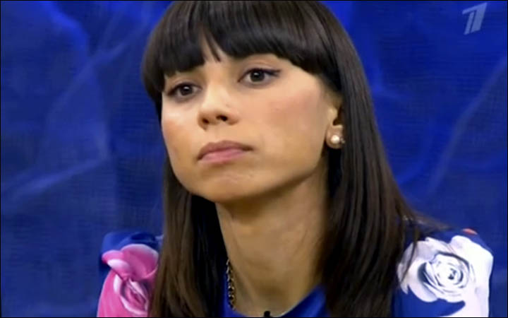 Екатерина Попкова, дочь Михаила