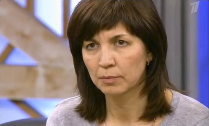 Елена Попкова, жена Михаила