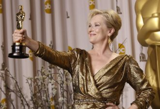 "Мэрил Стрип в 20-й раз номинировали на ""Оскар"", и её реакция бесценна"