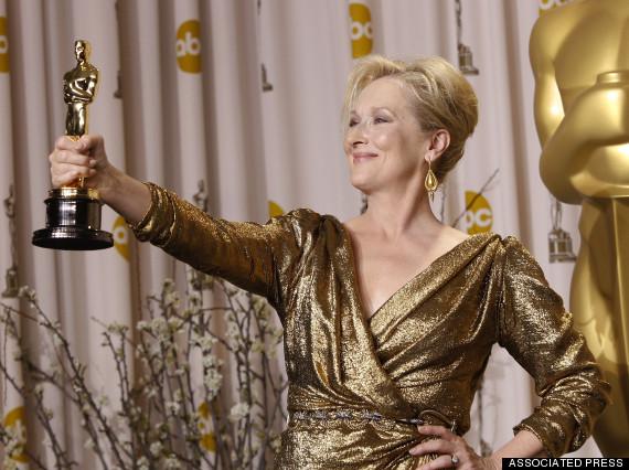 Мэрил Стрип в 20-й раз номинировали на «Оскар», и её реакция бесценна