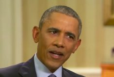 «Владимир Путин — не в нашей команде». Обама дал последнее интервью на посту президента