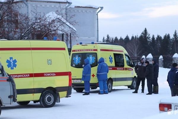 Дети в Томске заблудились на уроке физкультуры и шесть часов ходили по тайге