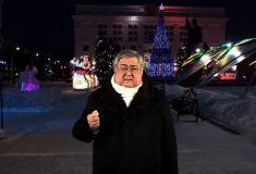 «Чего нам кошмариться?» Новогоднее обращение кемеровского губернатора насмешило блогеров