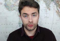 Блогер пообещал журналистам оплатить поездку в лагерь беженцев в Швеции. И журналисты поймали его на слове