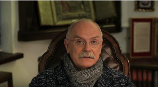 Никита Михалков заподозрил Ивангая иКатю Клэп ворганизации нового Майдана
