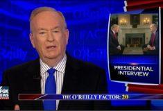 «Весь в крови». Телеведущий Fox News, назвавший Путина «убийцей», пообещал извиниться в 2023 году
