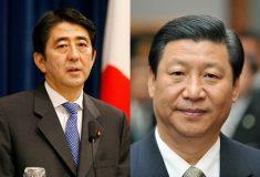 Твиттер-аккаунт Reuters перепутал японского премьера и китайского генсека. Бывает!