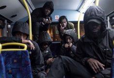 Daily Mail проиллюстрировала статью об уличной банде фотографией рэп-коллектива