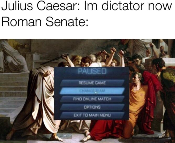julius caesar dictator Start studying julius caesar learn vocabulary, terms, and more with flashcards, games, and other study tools.