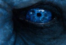 Отражение в глазу Белого Ходока из «Игры престолов». Что оно говорит о новом сезоне?