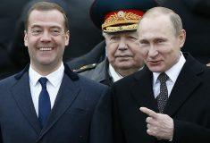 «Не уберегли». Социальные сети шутят о Дмитрии Медведеве. Опять