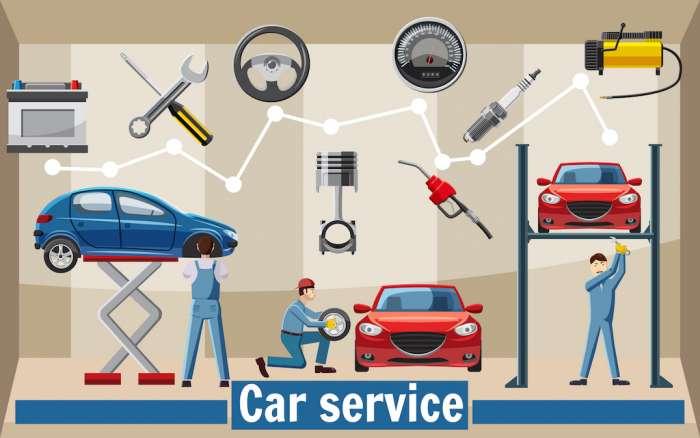Личный опыт: как починить машину за счет автосервиса