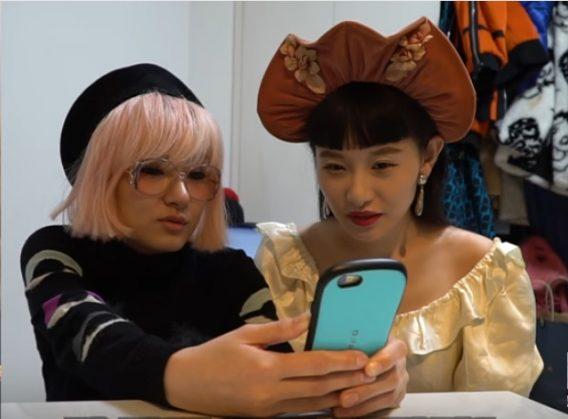 Девушки японии видео фото 396-614