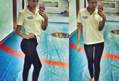 Подмосковную учительницу-чирлидера вынудили уволиться из-за «откровенных фото» в барах