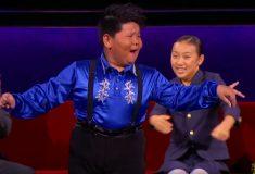 «Мальчик-пышка» из Китая танцует латино так, будто он на вершине мира. Возможно, это так