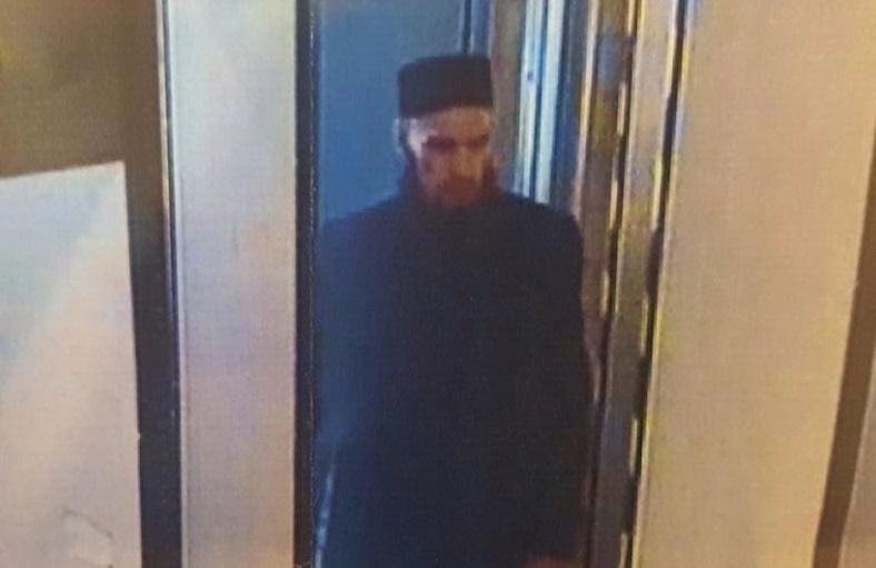 Подозреваемый втеракте вПетербурге добровольно сдался вполицию