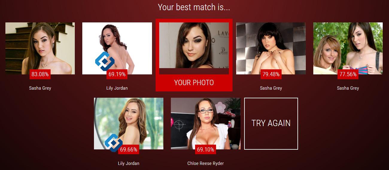 Поиск порноактрис по фотографии в интернете видео конкурс
