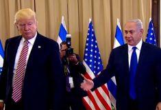 «Не шути с диктаторами из Средней Азии». Трамп дважды попал в неловкие ситуации из-за рукопожатий на Ближнем Востоке