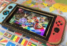 Ребёнок из Японии вырезал себе Nintendo из картона, и родители подменили её на более реальную игрушку