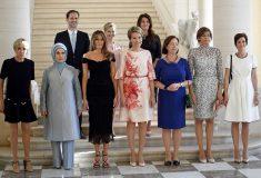 На саммите НАТО супруг премьера Люксембурга присоединился к первым леди, и на Reddit сильно удивились
