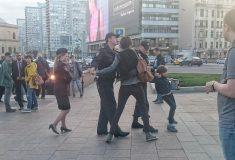 Полиция задержала в центре Москвы 10-летнего мальчика, читавшего прохожим Гамлета
