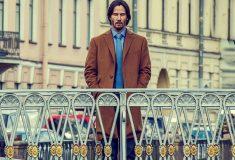 Киану Ривз на съёмках в Петербурге грозит стать новым мемом