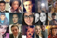 Родители обратились к социальным сетям в поисках детей, пропавших после теракта в Манчестере