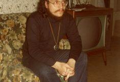 Фото дня: Джордж Мартин 40 лет назад (очень похожий на Джона Сноу)
