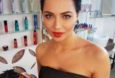 Актриса Настасья Самбурская показала, как с ней общался редактор программы «Пусть говорят»