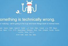 Twitter оказался недоступен по всему миру из-за неполадок. Хм