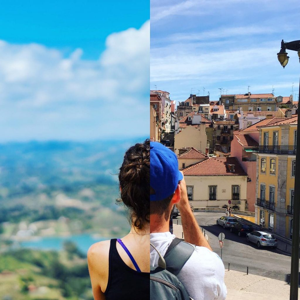 Как сделать фото с парнем на расстоянии