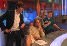 Лиза Пескова и Люся Штейн в эфире РБК поговорили о желаниях молодёжи. Что это было