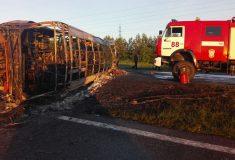 «Помогать было бесполезно». Что произошло на трассе Самара — Ижевск, где в страшном ДТП погибли 13 человек