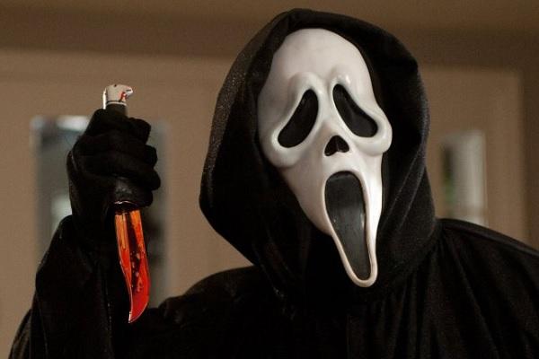 Картинки по запросу маска из фільму «Крик»