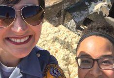 Жара и дрожжи — плохая комбинация для грузовика с тестом, но весёлый день для полицейских