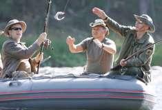 Обед на Камчатке и рыбалка в Туве. Сколько придётся потратить, чтобы отдохнуть, как Путин