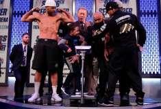 Маленький сын боксёра перед боем провёл сопернику отца запрещённый приём, вызвав скандал. Его так воспитали