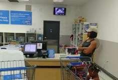 Для Walmart вас не существует. Камера в супермаркете сделала людей невидимыми, но объяснение этому есть