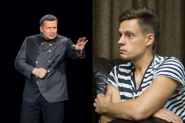 Владимир Соловьев раскритиковал Юрия Дудя иназвал его «бездарностью»