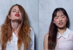 Так выглядит радость. Фотограф сделал серию фото лиц женщин во время оргазма ради разрушения стереотипов