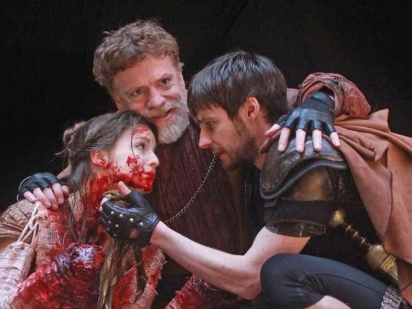 Английских студентов стали предупреждать осексуальном насилии впьесах Шекспира