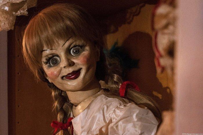 дедушка лишил куклу глаз почистив её но нашёл выход