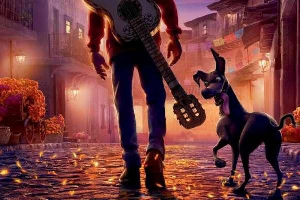 В русском прокате лидирует мультипликационный фильм «Тайна Коко»